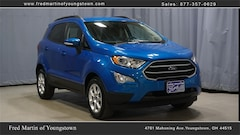 Used 2019 Ford EcoSport for sale in Youngstown