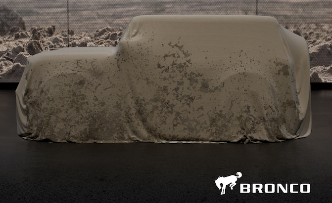 Ford Bronco Spy Shots >> Sneak Peek: The Ford Bronco | Fred Martin Ford Inc.