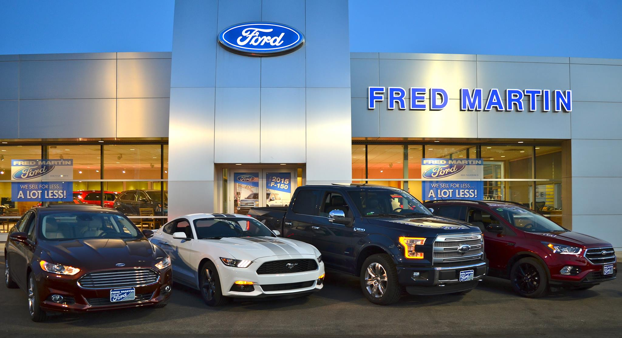 Service Coupons Fred Martin Ford Inc