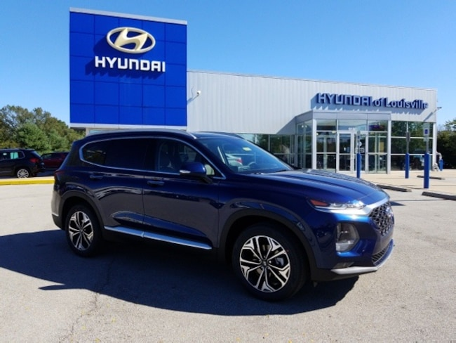 2019 Hyundai Santa Fe Ultimate 2.0 Wagon