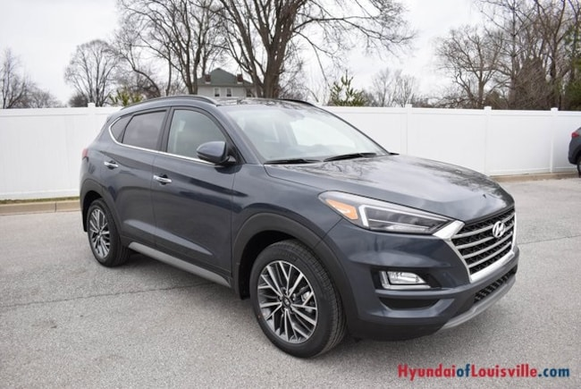 New 2019 Hyundai Tucson For Sale At Hyundai Of Louisville Vin