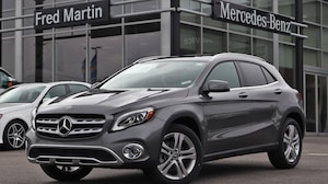 Featured New 2019 Mercedes-Benz GLA 250 GLA 250 SUV for sale near you in Youngstown, OH