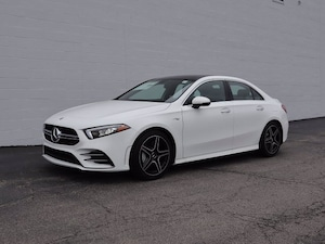 Featured New 2021 Mercedes-Benz AMG A 35 AMG A 35 Sedan for sale near you in Youngstown, OH