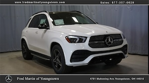 Featured New 2021 Mercedes-Benz GLE 350 GLE 350 SUV for sale near you in Youngstown, OH