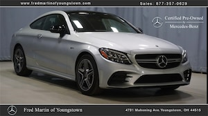 Featured Pre-Owned 2019 Mercedes-Benz AMG C 43 AMG C 43 Coupe for sale near you in Youngstown, OH