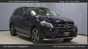 Featured Pre-Owned 2017 Mercedes-Benz AMG GLE 43 AMG GLE 43 SUV for sale near you in Youngstown, OH