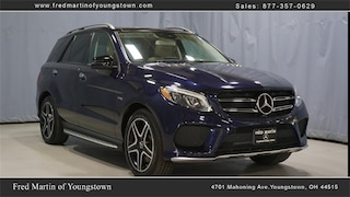 Used 2017 Mercedes-Benz AMG GLE 43 AMG GLE 43 SUV M5322A for sale in Youngstown, OH