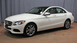 Used Vehicles  2016 Mercedes-Benz C-Class C 300 4MATIC Sedan for sale in Youngstown, OH