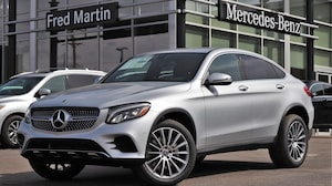 Featured New 2019 Mercedes-Benz GLC 300 GLC 300 Coupe for sale near you in Youngstown, OH