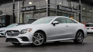 Featured New 2019 Mercedes-Benz E-Class E 450 Coupe for sale near you in Youngstown, OH