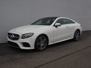 Pre-owned 2020 Mercedes-Benz E-Class E 450 Former Courtesy Vehicle Coupe for sale near you in Youngstown, OH