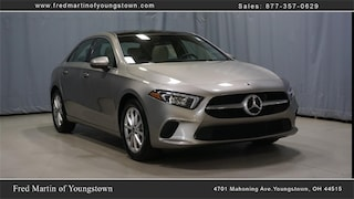 Used 2021 Mercedes-Benz A-Class A 220 Sedan M5387AA for sale in Youngstown, OH