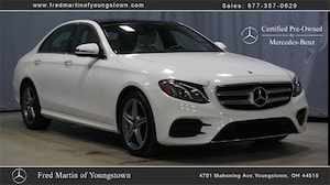 Featured Pre-Owned 2018 Mercedes-Benz E-Class E 300 Sedan for sale near you in Youngstown, OH