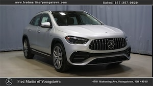 Featured New 2021 Mercedes-Benz AMG GLA 35 AMG GLA 35 SUV for sale near you in Youngstown, OH