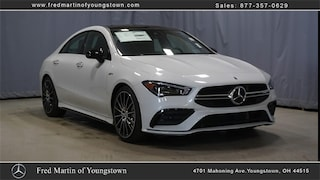 New 2021 Mercedes-Benz AMG CLA 35 AMG CLA 35 Coupe M5328 for sale in Youngstown, OH