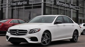 Featured New 2019 Mercedes-Benz E-Class E 300 Sedan for sale near you in Youngstown, OH