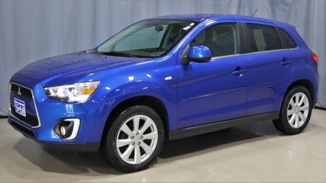 Used 2015 Mitsubishi Outlander Sport For Sale | Youngstown OH | VIN:  4A4AR4AU8FE001730