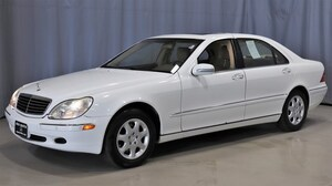 Featured Pre-Owned 2001 Mercedes-Benz S-Class Base Sedan for sale near you in Youngstown, OH