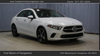 Used 2020 Mercedes-Benz A-Class A 220 Sedan M5247A for sale in Youngstown, OH