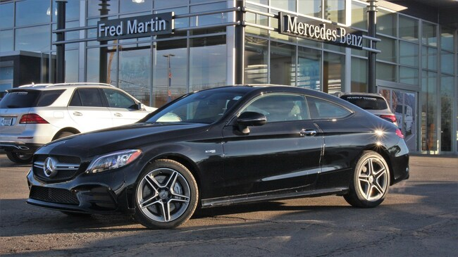 New 2019 Mercedes Benz Amg C 43 For Sale Youngstown Oh Vin