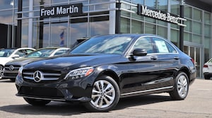 Featured New 2019 Mercedes-Benz C-Class C 300 Sedan for sale near you in Youngstown, OH