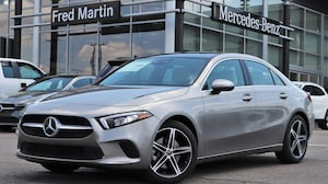 Featured New 2019 Mercedes-Benz A-Class A 220 Sedan for sale near you in Youngstown, OH
