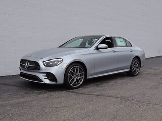 Pre-owned 2021 Mercedes-Benz E-Class E 350 Former Courtesy Vehicle Sedan for sale near you in Youngstown, OH