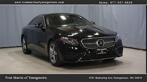 Featured Pre-Owned 2019 Mercedes-Benz E-Class E 450 Coupe for sale near you in Youngstown, OH