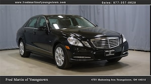 Featured Pre-Owned 2012 Mercedes-Benz E-Class E 350 Sedan for sale near you in Youngstown, OH