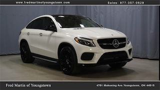 Used 2018 Mercedes-Benz AMG GLE 43 AMG GLE 43 SUV M5337A for sale in Youngstown, OH