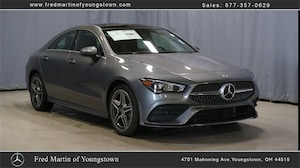 Featured New 2021 Mercedes-Benz CLA 250 CLA 250 Coupe for sale near you in Youngstown, OH