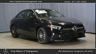 New 2021 Mercedes-Benz AMG A 35 AMG A 35 Sedan M5365 for sale in Youngstown, OH