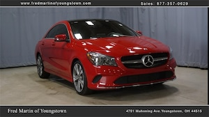 Featured Pre-Owned 2019 Mercedes-Benz CLA 250 CLA 250 Coupe for sale near you in Youngstown, OH