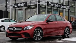 Featured New 2019 Mercedes-Benz AMG C 43 AMG C 43 Sedan for sale near you in Youngstown, OH