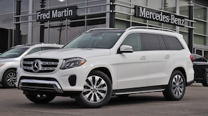Featured New 2019 Mercedes-Benz GLS 450 GLS 450 SUV for sale near you in Youngstown, OH