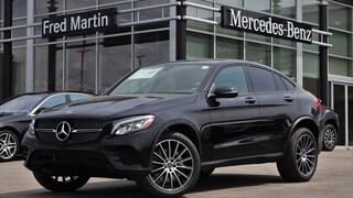 2019 Mercedes-Benz GLC 300 GLC 300 Coupe