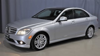Used 2009 Mercedes-Benz C-Class Sedan for sale in Youngstown, OH