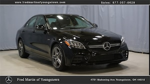 Featured New 2021 Mercedes-Benz AMG C 43 AMG C 43 Sedan for sale near you in Youngstown, OH