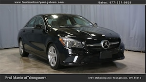 Featured Pre-Owned 2015 Mercedes-Benz CLA CLA 250 Coupe for sale near you in Youngstown, OH