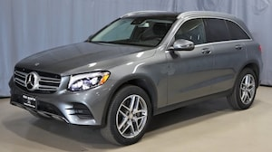 Featured Pre-Owned 2016 Mercedes-Benz GLC 300 4MATIC SUV for sale near you in Youngstown, OH