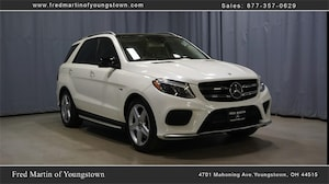 Featured Pre-Owned 2018 Mercedes-Benz AMG GLE 43 AMG GLE 43 SUV for sale near you in Youngstown, OH