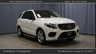 Used 2018 Mercedes-Benz AMG GLE 43 AMG GLE 43 SUV P8429 for sale in Youngstown, OH