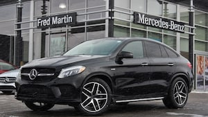 Featured New 2019 Mercedes-Benz AMG GLE 43 AMG GLE 43 Coupe for sale near you in Youngstown, OH