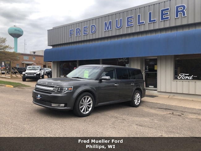 2017 Ford Flex Limited Limited FWD