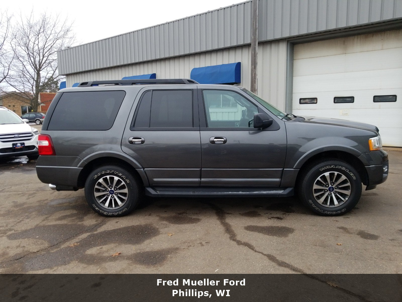 2017 Ford Expedition EXPEDITION