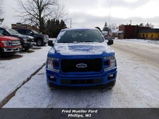 2019 Ford F-150 STX XL 4WD SuperCrew 5.5 Box