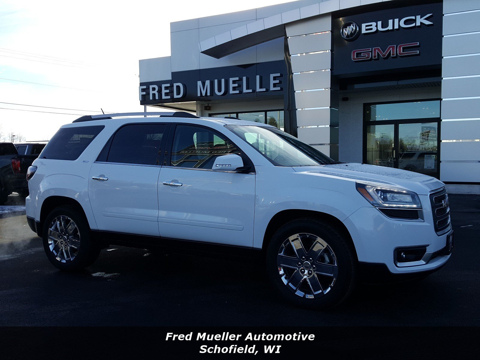 Featured pre-owned vehicles 2017 GMC Acadia Limited Limited SUV for sale near you in Schofield, WI