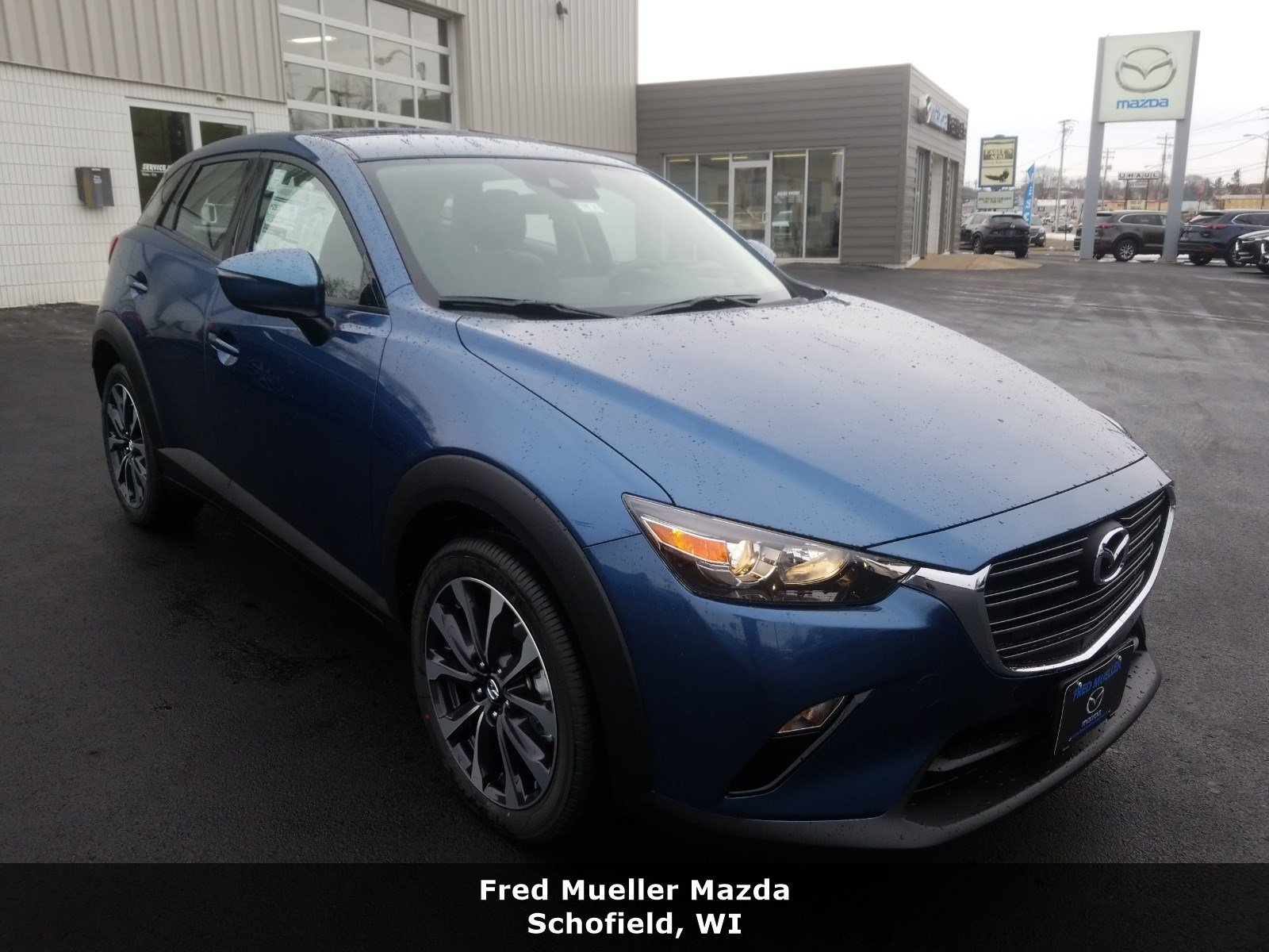 Featured new Mazda vehicles 2019 Mazda Mazda CX-3 for sale near you in Schofield, WI