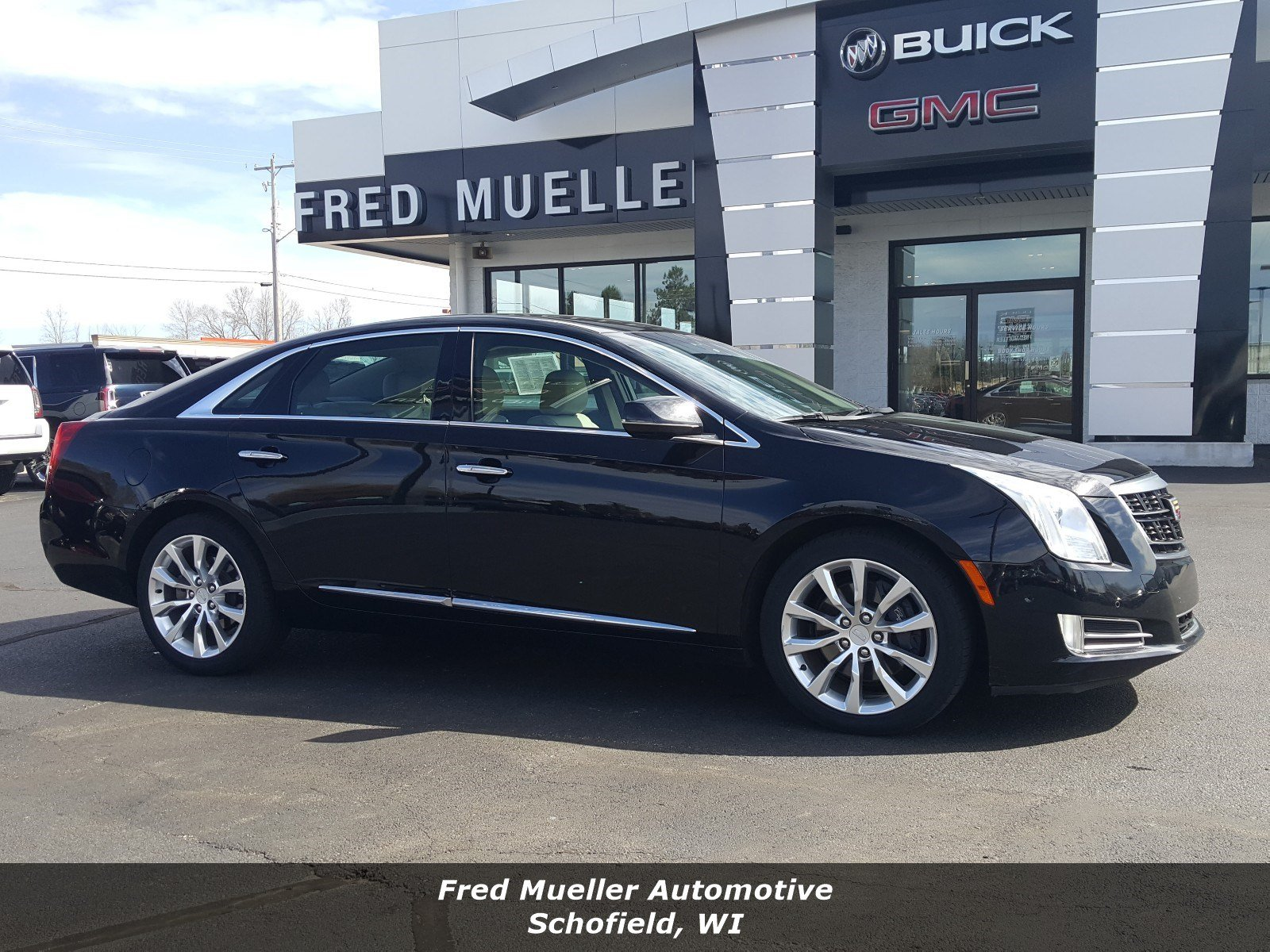 Featured pre-owned vehicles 2017 CADILLAC XTS Luxury Sedan for sale near you in Schofield, WI