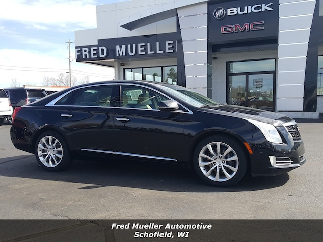 Xts For Sale >> 2017 Used Cadillac Xts For Sale Schofield Wi Vin 2g61m5s30h9199794